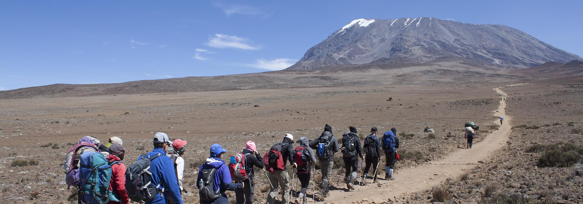 kilimanjaro trekking trip